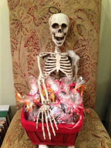 Good bones make us generous. Come get some CANDY!